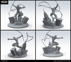 Spidey Unpainted Shots by HecM
