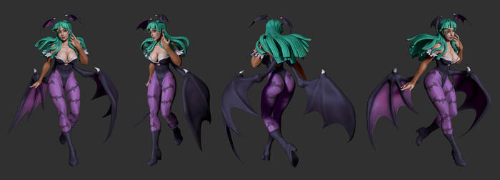 Morrigan Redux Screenshots by HecM