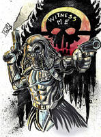 The immortan joe by ElDiabloChingon
