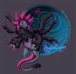 #635: Hydreigon by Somnusvorus