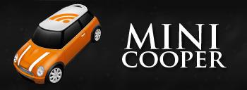 Mini cooper RSS icon by s-w