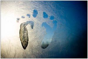 Frozen. Two steps. by s-w