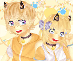 Korean Vocaloids by Kaykoko
