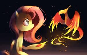 Phoenix Gift by Karzahnii