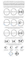 (How I Draw) Pony Eyes by Karzahnii