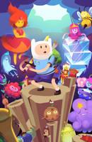 Princess Party! by Karzahnii