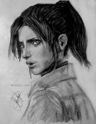 Claire Redfield - Resident Evil Degeneration  by BetthinaRedfield