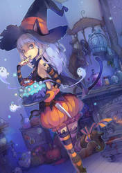 Happy Halloween 2011 by roosarea