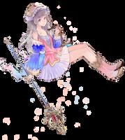 Atelier Totori - Totooria Helmold by roosarea