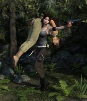 Lara's interrogation went wrong by DArtO-O