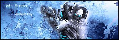 Mr. Freeze: Arkham City by Kwbmm