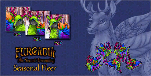 Furcadia Digo: Flerian Fleer by RatTheUnloved