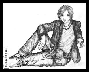 Arakichi-nii-chan by Aozu-Akazu