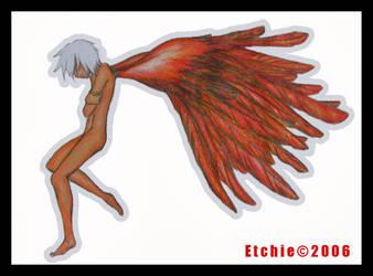 Angel by Aozu-Akazu