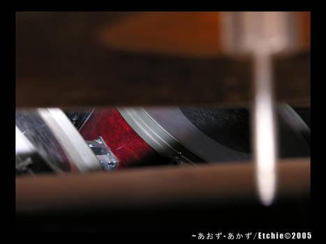 Drum by Aozu-Akazu
