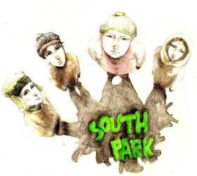South Park by kova107