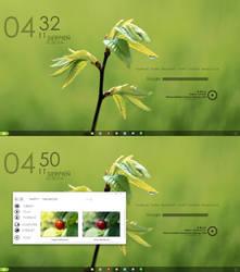 Nature 7 OS by FataMorgana2012