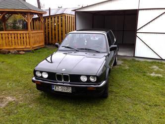 BMW e30 1985 by FataMorgana2012