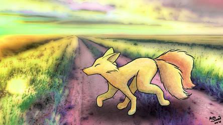 Kitsune by Acru