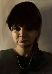Portrait. Study. by spartacus211