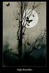Night Butterflies by silent-reverie