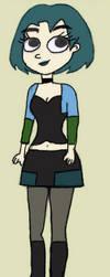 Gwen TD by bella--draws