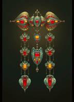 jewelry design 2 by qi-art