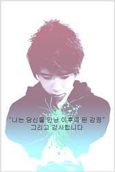 Korean Words by htetaungkyaw