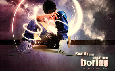 Reality by htetaungkyaw