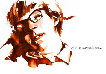 Benedict Cumberbatch: Hawking by redmoonscape
