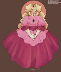 Peach sketch 8242817 by Zeldalina