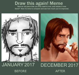 One Year Improvement by EstevaoCunha