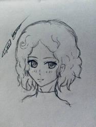 Haru Persona 5 by epicbubble7
