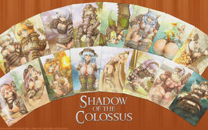 Choose Your Colossus by hidekeitaro