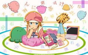 My Little Sister Can't Be Nadeko by hidekeitaro
