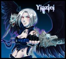 Ylaziel - Aion by miyakookami