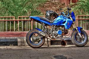 Mini me bike by maabbus