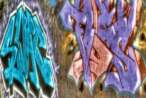 Wall Graffiti by maabbus