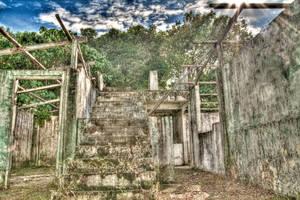 Stairway to nowhere by maabbus