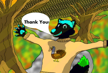 Thank You! by Wolf-Warrior921