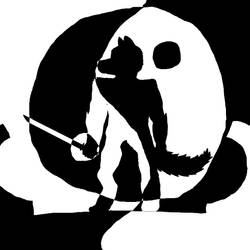 Silhouette Shadowex by Wolf-Warrior921