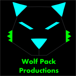 Wolf Pack Production Logo by Wolf-Warrior921