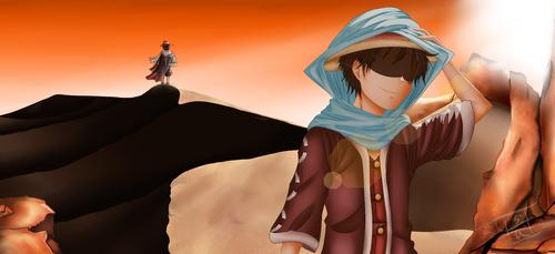 [OP Fan art] We will meet again one day by Beni-kun