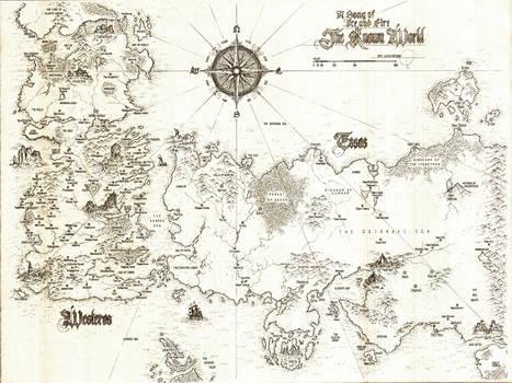 Asoiaf Speculative World Map Full By Lucas Reiner On Deviantart