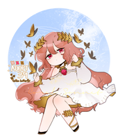 [CLOSED] Adoptable #39 by coralsonnet