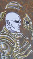 prometheus  space jockey engineer by t-rex79
