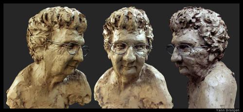 Grandma by monoceros01