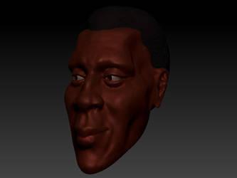 Black Head by monoceros01