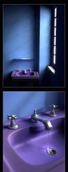 Purple Interior by nickick