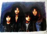 Metallica Men - Kill 'Em All by RAMENmanga-ka